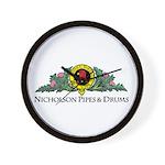 Nicholson Wall Clock