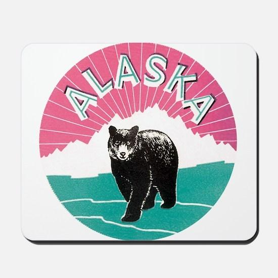 Alaska Bear Mousepad