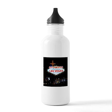 Fabulous Las Vegas Stainless Water Bottle 1.0L