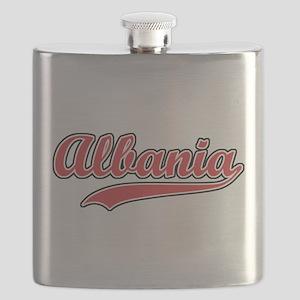 Retro Albania Flask