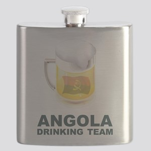 Angola Drinking Team Flask