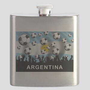 World Cup Argentina Flask