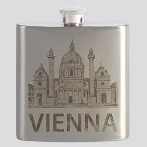 Vintage Vienna Flask