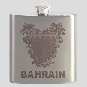Vintage Bahrain Flask