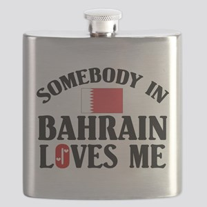 Somebody In Bahrain Flask