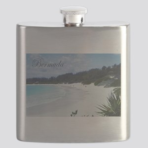 Bermuda Beach Flask