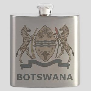 Vintage Botswana Flask