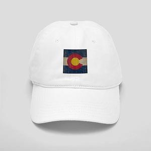 Vintage Colorado Flag Cap