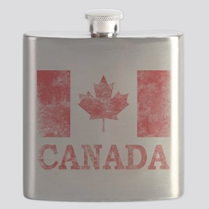 Vintage Canada Flask