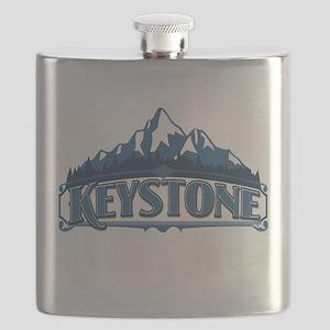 Keystone Blue Mountain Flask