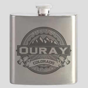 Ouray Grey Flask