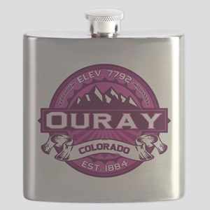 Ouray Raspberry Flask