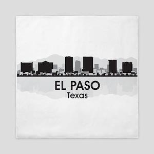 El Paso Skyline Queen Duvet