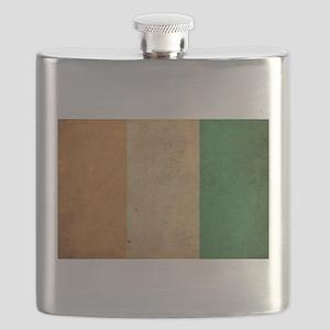 Vintage Ivory Coast Flask