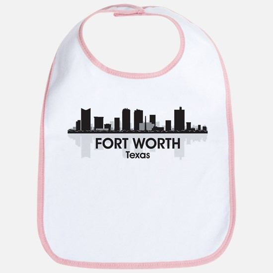 Fort Worth Skyline Bib