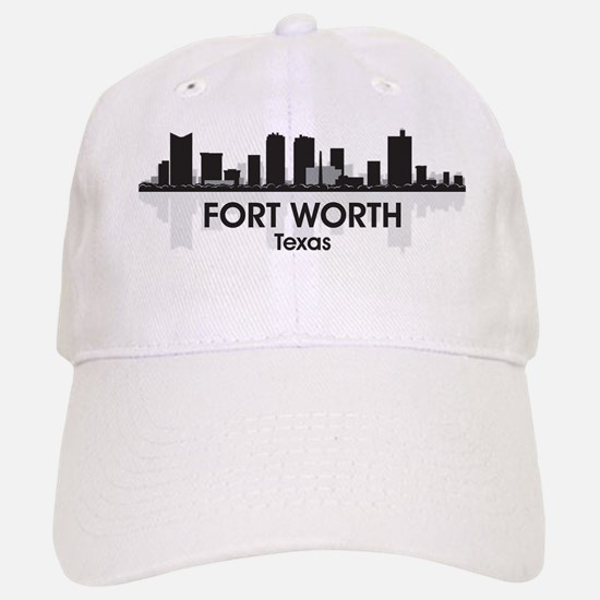 Fort Worth Skyline Baseball Baseball Cap