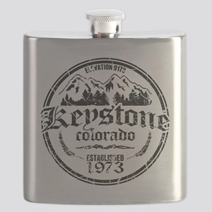 Keystone Old Circle Decay Flask