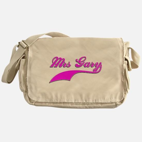 Mrs Gary Messenger Bag