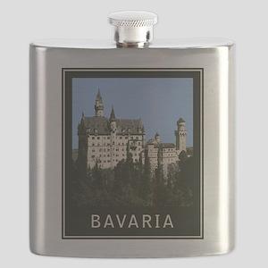 Bavaria Neuschwanstein Flask