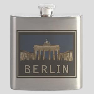 Berlin Brandenburg Gate Flask
