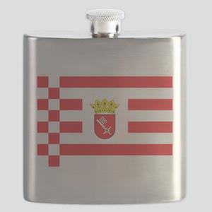 Bremen Flag Flask