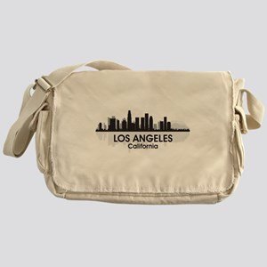 Los Angeles Skyline Messenger Bag