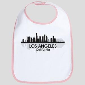 Los Angeles Skyline Bib
