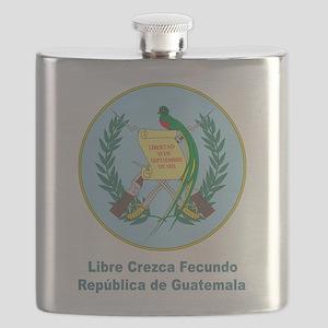 Guatemala Flask