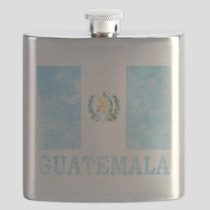 Vintage Guatemala Flask