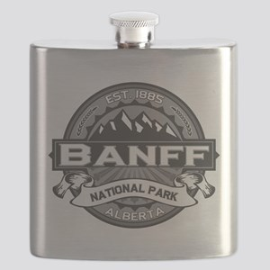 Banff Natl Park Ansel Adams Flask