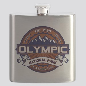 Olympic Vibrant Flask