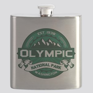 Olympic Forest Green Flask