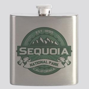 Sequoia Forest Flask