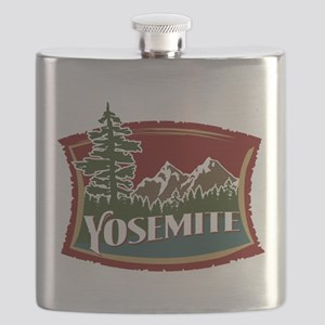Yosemite Mountain Flask