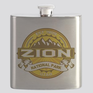 Zion Goldenrod Flask