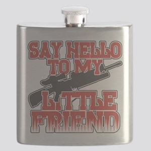 Say Hello to My Little Friend Flask