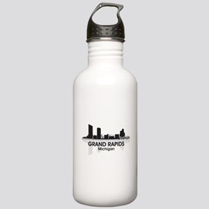 Grand Rapids Skyline Stainless Water Bottle 1.0L
