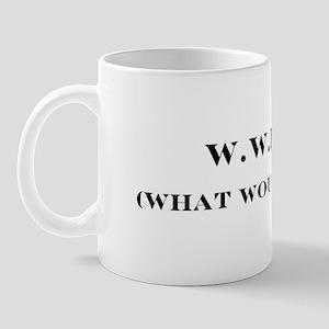 What Would Ben Do Mug