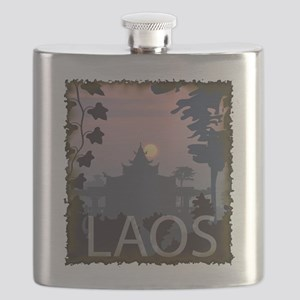 Vintage Laos Flask
