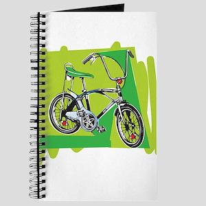 Vintage Boy's Bike Journal