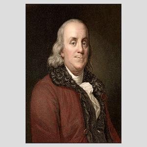 1778 Benjamin Franklin scientist