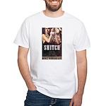 Switch White T-Shirt