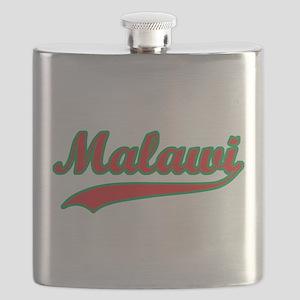 Retro Malawi Flask