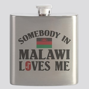 Somebody In Malawi Flask