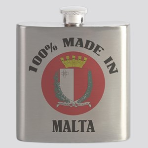 Made In Malta Flask
