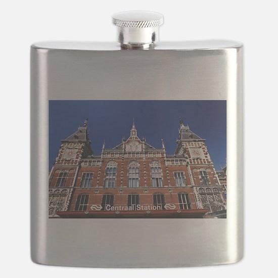 Unique Holland amsterdam Flask