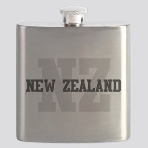 NZ New Zealand Flask