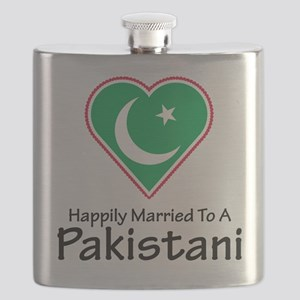 Happily Married Pakistani Flask