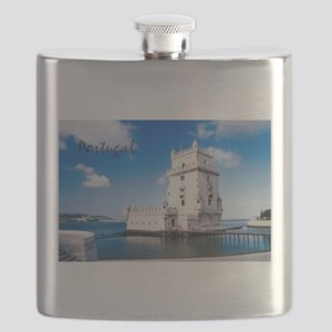 Tower Of St Vincent Flask