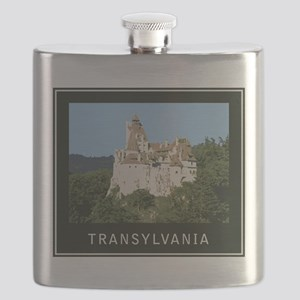 Transylvania Bran Castle Flask